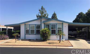 1250 N Kirby Street #38, Hemet, CA 92545 (#SW19202671) :: Rogers Realty Group/Berkshire Hathaway HomeServices California Properties