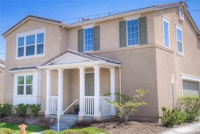 28216 N Via Sonata Drive, Valencia, CA 91354 (#SR19202573) :: Rogers Realty Group/Berkshire Hathaway HomeServices California Properties