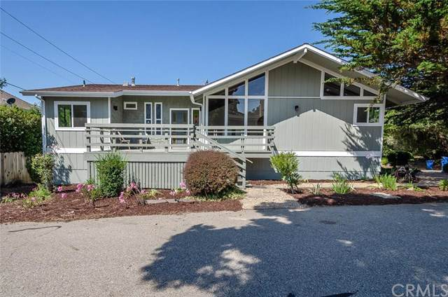 498 Weymouth Street, Cambria, CA 93428 (#WS19201189) :: Doherty Real Estate Group