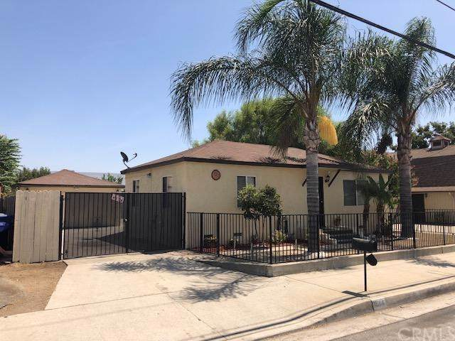 1644 S Reservoir Street, Pomona, CA 91766 (#CV19201782) :: The Laffins Real Estate Team
