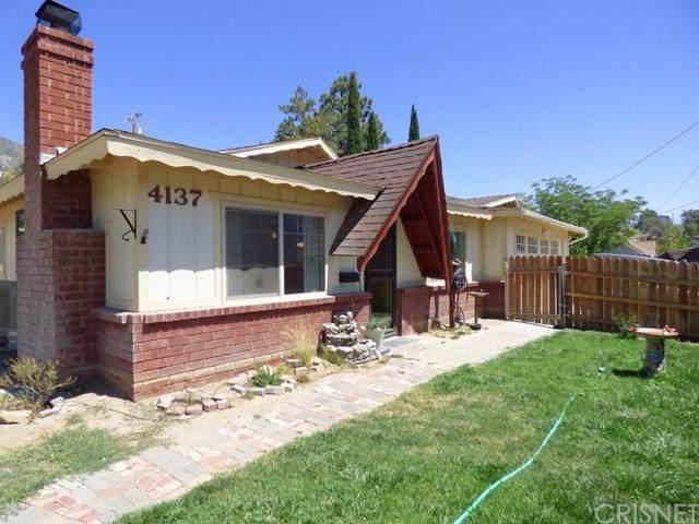 4137 Poplar, Frazier Park, CA 93225 (#SR19201633) :: Fred Sed Group