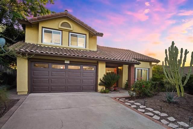 1076 Glen Arbor, Encinitas, CA 92024 (#190047153) :: eXp Realty of California Inc.