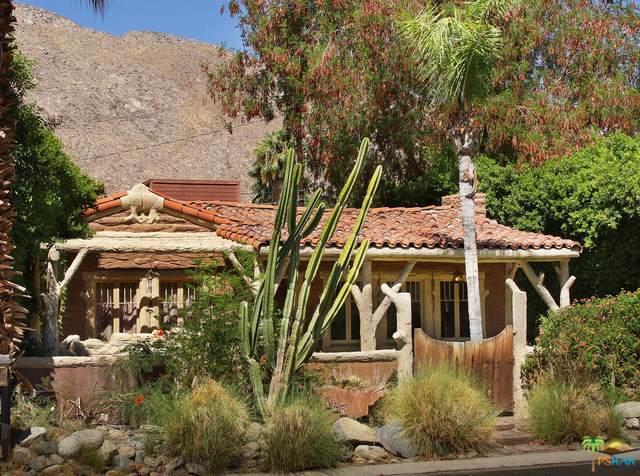 545 S Calle Palo Fierro, Palm Springs, CA 92264 (#19498532PS) :: Keller Williams Realty, LA Harbor