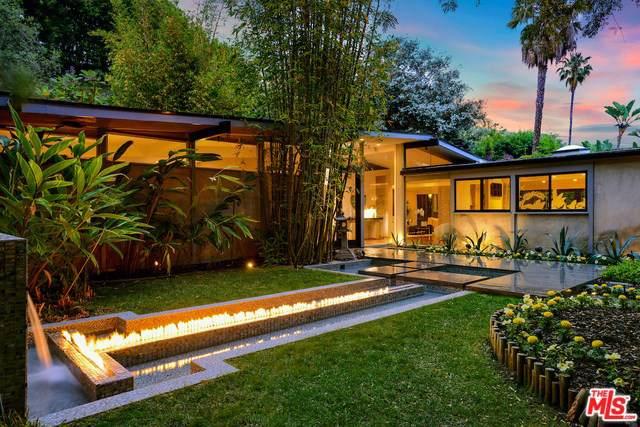 1108 Laurel Way, Beverly Hills, CA 90210 (#19503434) :: California Realty Experts