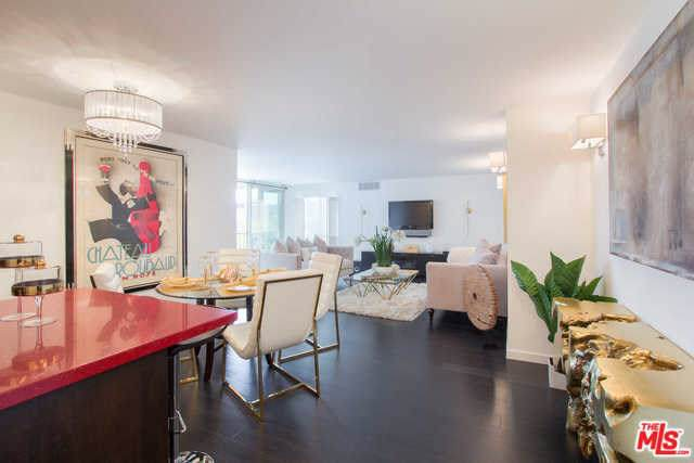 9950 Durant Drive #409, Beverly Hills, CA 90212 (#19502612) :: California Realty Experts