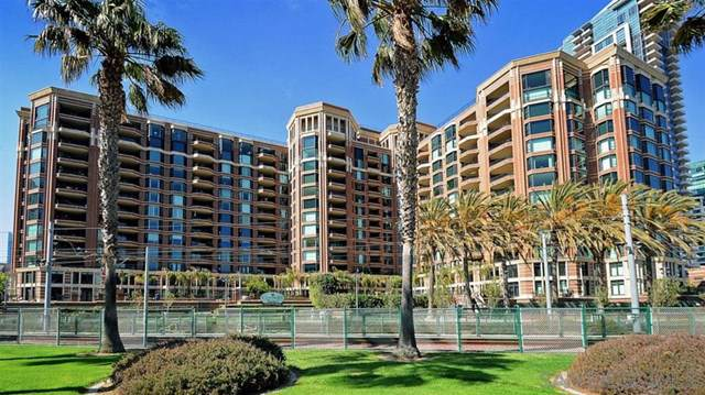 500 W Harbor #402, San Diego, CA 92101 (#190047158) :: Provident Real Estate