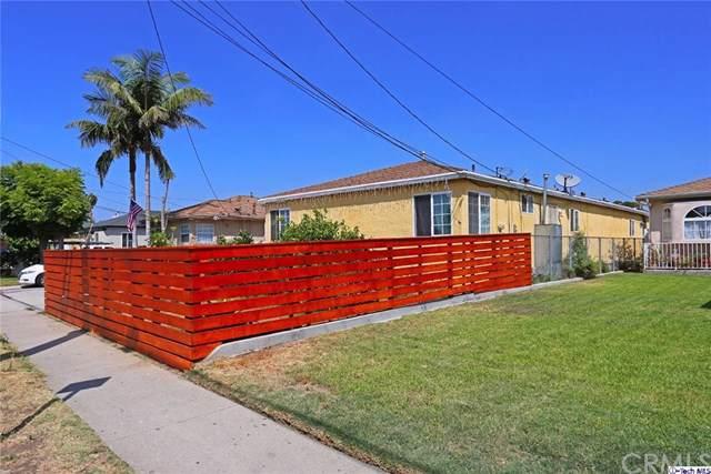 3425-3427 W 113 Street, Inglewood, CA 90303 (#319003429) :: Allison James Estates and Homes