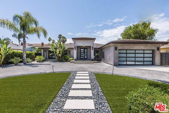 5177 Woodley Avenue, Encino, CA 91436 (#19503450) :: Rogers Realty Group/Berkshire Hathaway HomeServices California Properties