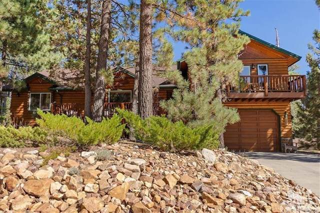 42039 Sky View Ridge Drive, Big Bear, CA 92315 (#219022641DA) :: Team Tami