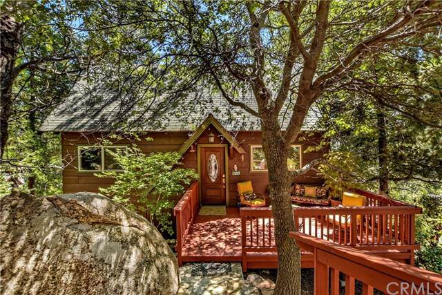 27522 Cedarwood Drive, Lake Arrowhead, CA 92352 (#EV19200370) :: Faye Bashar & Associates