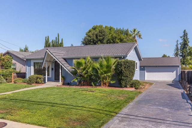 1189 Campbell Avenue, Campbell, CA 95008 (#ML81765894) :: Keller Williams Realty, LA Harbor
