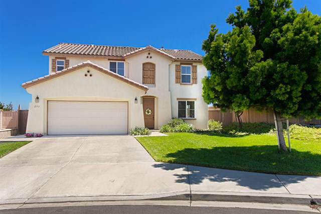 233 Petunia Ct, San Marcos, CA 92069 (#190047210) :: eXp Realty of California Inc.