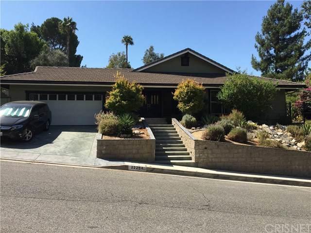 22254 Parthenia Street, West Hills, CA 91304 (#SR19202853) :: Rogers Realty Group/Berkshire Hathaway HomeServices California Properties