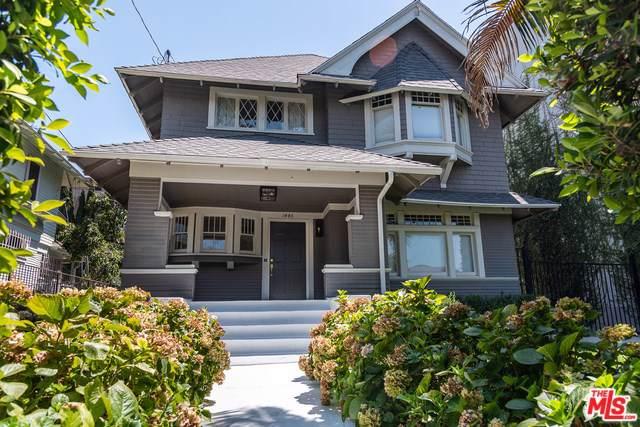 1446 Malvern Avenue, Los Angeles (City), CA 90006 (#19503502) :: Provident Real Estate