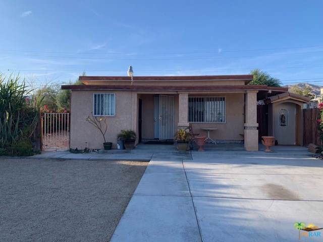 66070 6 Th Street Street, Desert Hot Springs, CA 92240 (#19501680PS) :: Allison James Estates and Homes