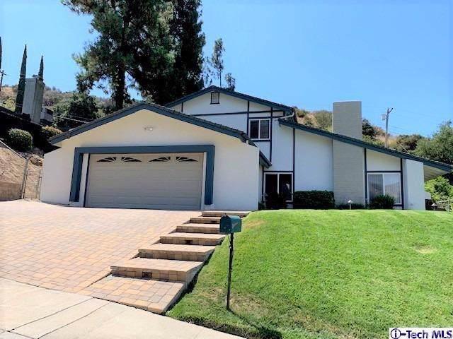 7340 Alpine Way Way, Tujunga, CA 91042 (#319003416) :: The Brad Korb Real Estate Group
