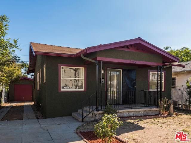 5304 Meridian Street, Los Angeles (City), CA 90042 (#19503504) :: Rogers Realty Group/Berkshire Hathaway HomeServices California Properties