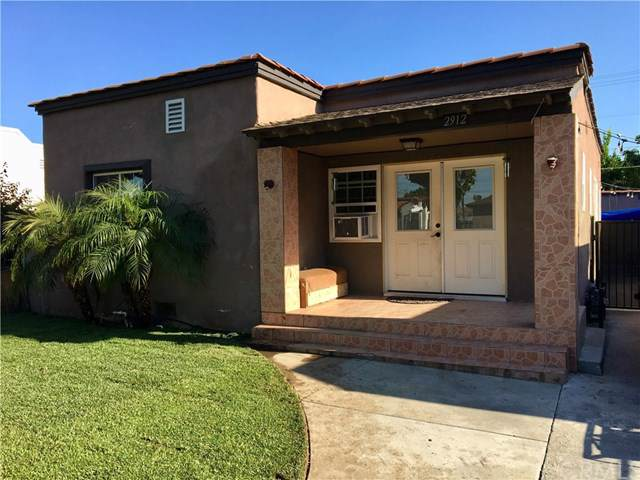 2912 Illinois Avenue, South Gate, CA 90280 (#DW19202939) :: Rogers Realty Group/Berkshire Hathaway HomeServices California Properties