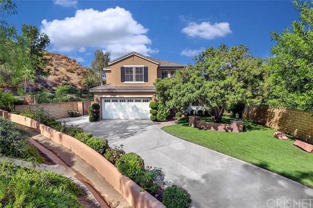 22102 Crestline Trail, Saugus, CA 91390 (#SR19202878) :: Rogers Realty Group/Berkshire Hathaway HomeServices California Properties