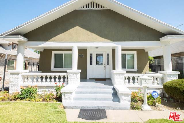 707 W 51ST Street, Los Angeles (City), CA 90037 (#19503528) :: California Realty Experts