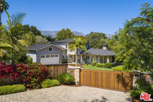 1395 Danielson Road, Montecito, CA 93108 (#19503514) :: J1 Realty Group