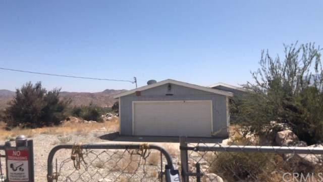50617 Cheyenne, Morongo Valley, CA 92256 (#CV19202903) :: The Laffins Real Estate Team