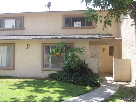 3700 Mountain Avenue 4E, San Bernardino, CA 92404 (#RS19203033) :: The Laffins Real Estate Team