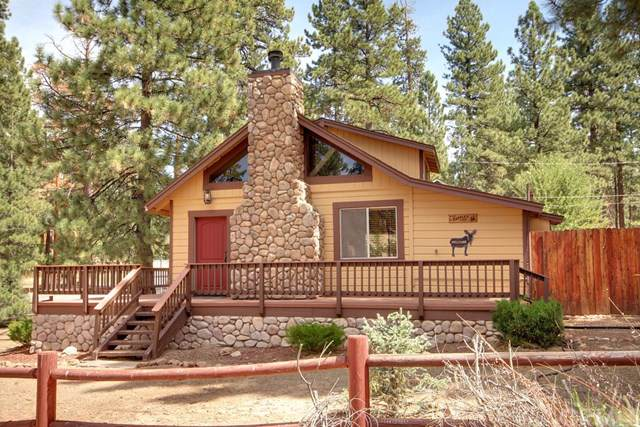 355 Canvasback Road, Big Bear, CA 92315 (#PW19203074) :: The Laffins Real Estate Team