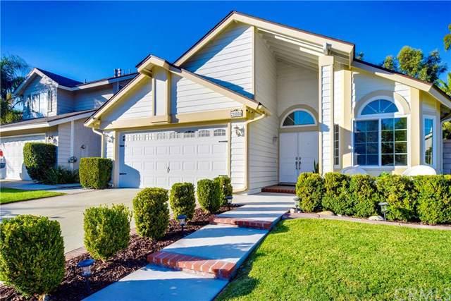 21086 Briarwood Lane, Rancho Santa Margarita, CA 92679 (#OC19202988) :: Allison James Estates and Homes