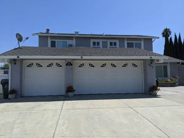 967 Ketch Place, San Jose, CA 95133 (#ML81765934) :: Faye Bashar & Associates