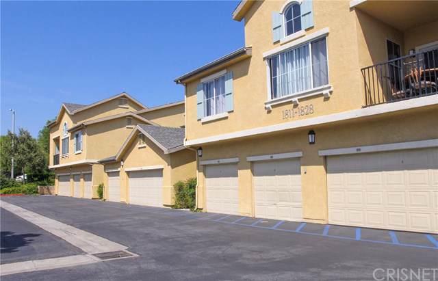 20000 Plum Canyon Road #1815, Saugus, CA 91350 (#SR19203172) :: Heller The Home Seller