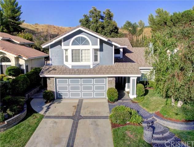 21821 Jeffers Lane, Saugus, CA 91350 (#SR19203204) :: Heller The Home Seller