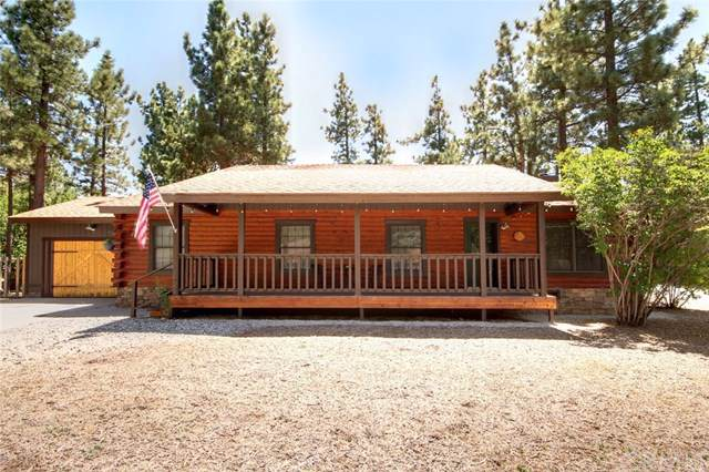 400 E Barker Boulevard, Big Bear, CA 92314 (#PW19203229) :: Real Estate Concierge