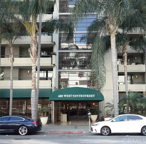 600 W 9th Street #202, Los Angeles (City), CA 90015 (#DW19200885) :: California Realty Experts