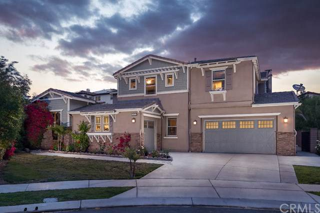 8092 Sunset Rose Drive, Corona, CA 92883 (#IG19203298) :: The Marelly Group | Compass