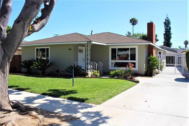 4530 N Cerritos Drive, Long Beach, CA 90807 (#OC19203197) :: Keller Williams Realty, LA Harbor