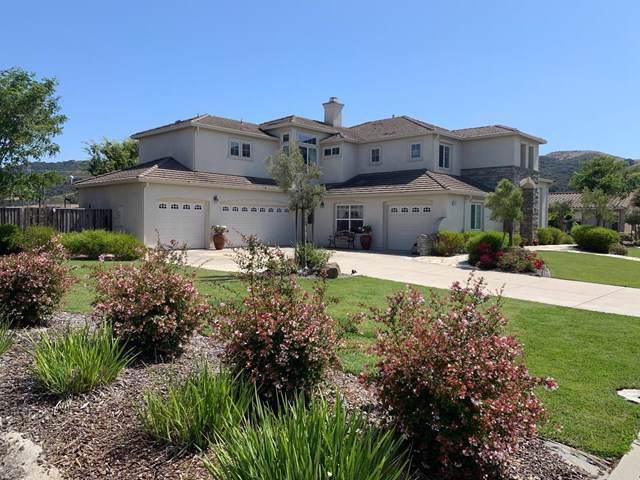 531 Via Vaquero Sur, San Juan Bautista, CA 95045 (#ML81765950) :: Provident Real Estate