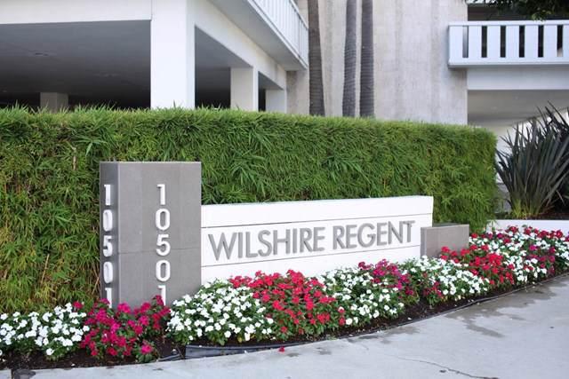 10501 Wilshire Boulevard #1608, Los Angeles (City), CA 90024 (#ML81765951) :: Provident Real Estate