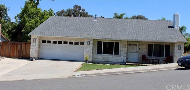24452 Quintana Drive, Mission Viejo, CA 92691 (#OC19203346) :: Allison James Estates and Homes