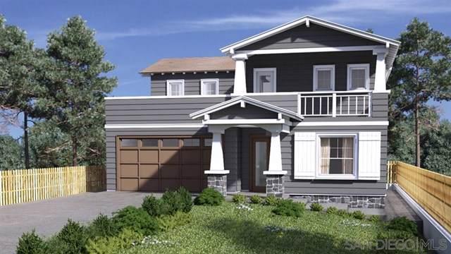 2385 Felton Street, San Diego, CA 92104 (#190047383) :: The Brad Korb Real Estate Group