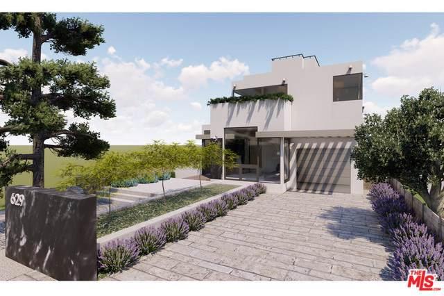 629 Palisades Avenue, Santa Monica, CA 90402 (#19493702) :: Allison James Estates and Homes