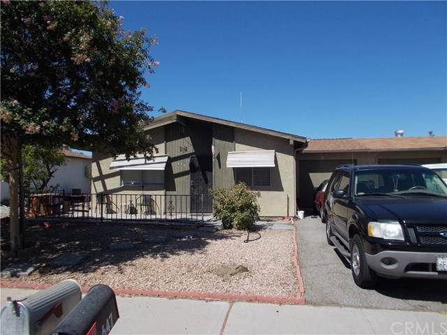 639 San Rogelio Street, Hemet, CA 92545 (#SW19203408) :: Keller Williams Realty, LA Harbor