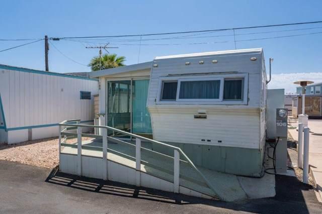 900 N Cleveland #106, Oceanside, CA 92054 (#190047388) :: Cal American Realty