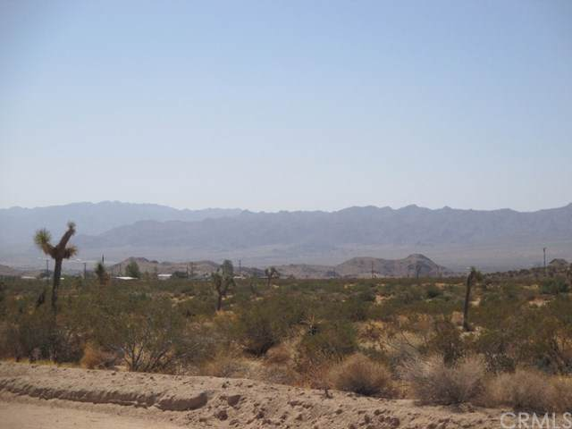 0 Polaris, Joshua Tree, CA  (#JT19203164) :: Berkshire Hathaway Home Services California Properties