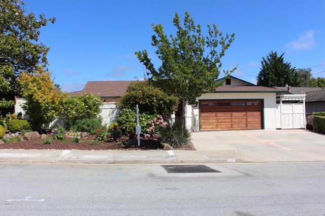 116 Corinne Avenue, Santa Cruz, CA 95065 (#ML81765961) :: Keller Williams Realty, LA Harbor