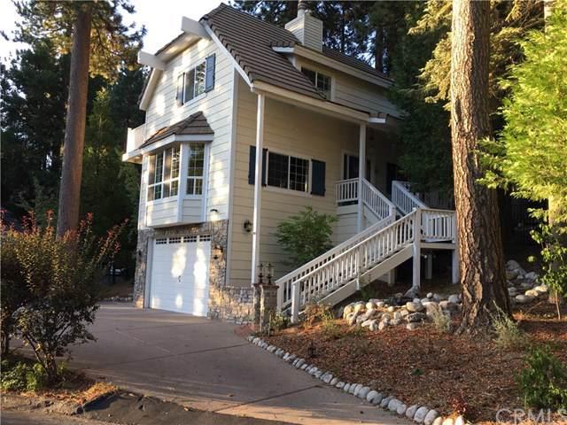 27502 Meadow Bay Drive, Lake Arrowhead, CA 92352 (#EV19203456) :: Allison James Estates and Homes
