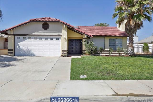 26266 Alturas Creek Drive, Moreno Valley, CA 92555 (#IV19203472) :: Keller Williams Realty, LA Harbor