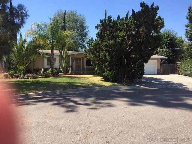 11707 Rio Corto Dr, Lakeside, CA 92040 (#190047401) :: Keller Williams Realty, LA Harbor