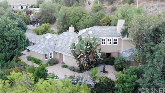 23747 Oakfield Road, Hidden Hills, CA 91302 (#SR19201582) :: Allison James Estates and Homes