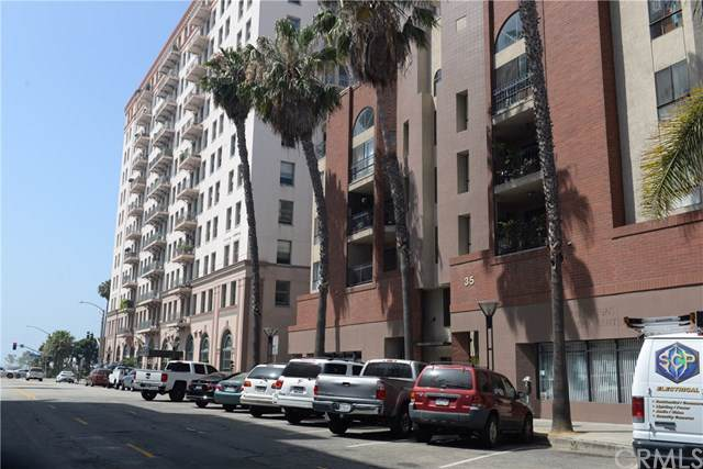 35 Linden Avenue #301, Long Beach, CA 90802 (#PW19200081) :: Team Tami